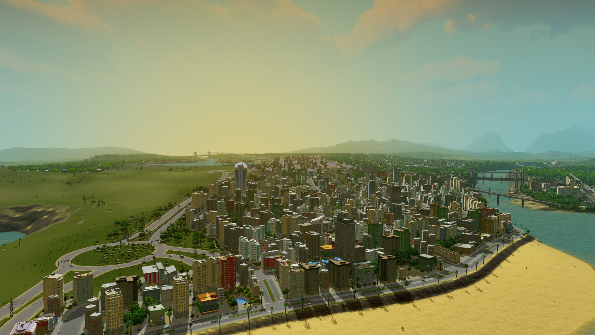 download cities skylines deluxe edition cracked by codex include all dlc and latest update mirrorace multiup