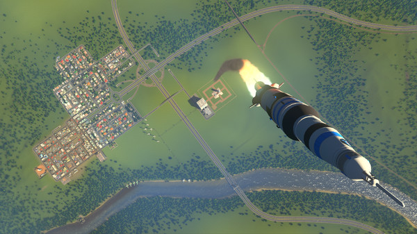 Cities: Skylines Screenshot
