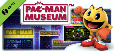 PAC-MAN MUSEUM Demo