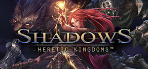 Shadows: Heretic Kingdoms cover art