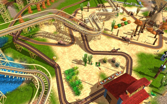 скриншот Adventure Park 3