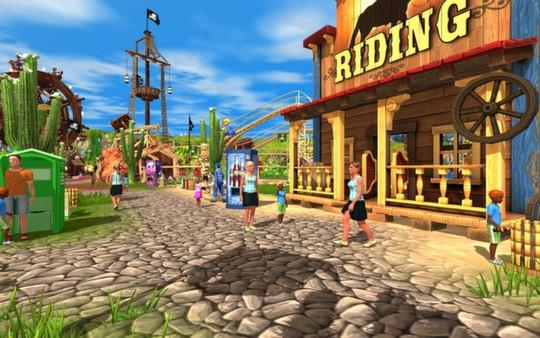 скриншот Adventure Park 2