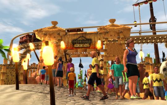 скриншот Adventure Park 5