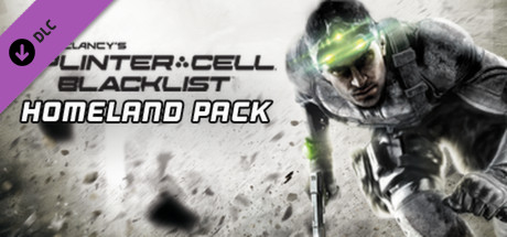 Tom Clancy's Splinter Cell Blacklist - Homeland DLC