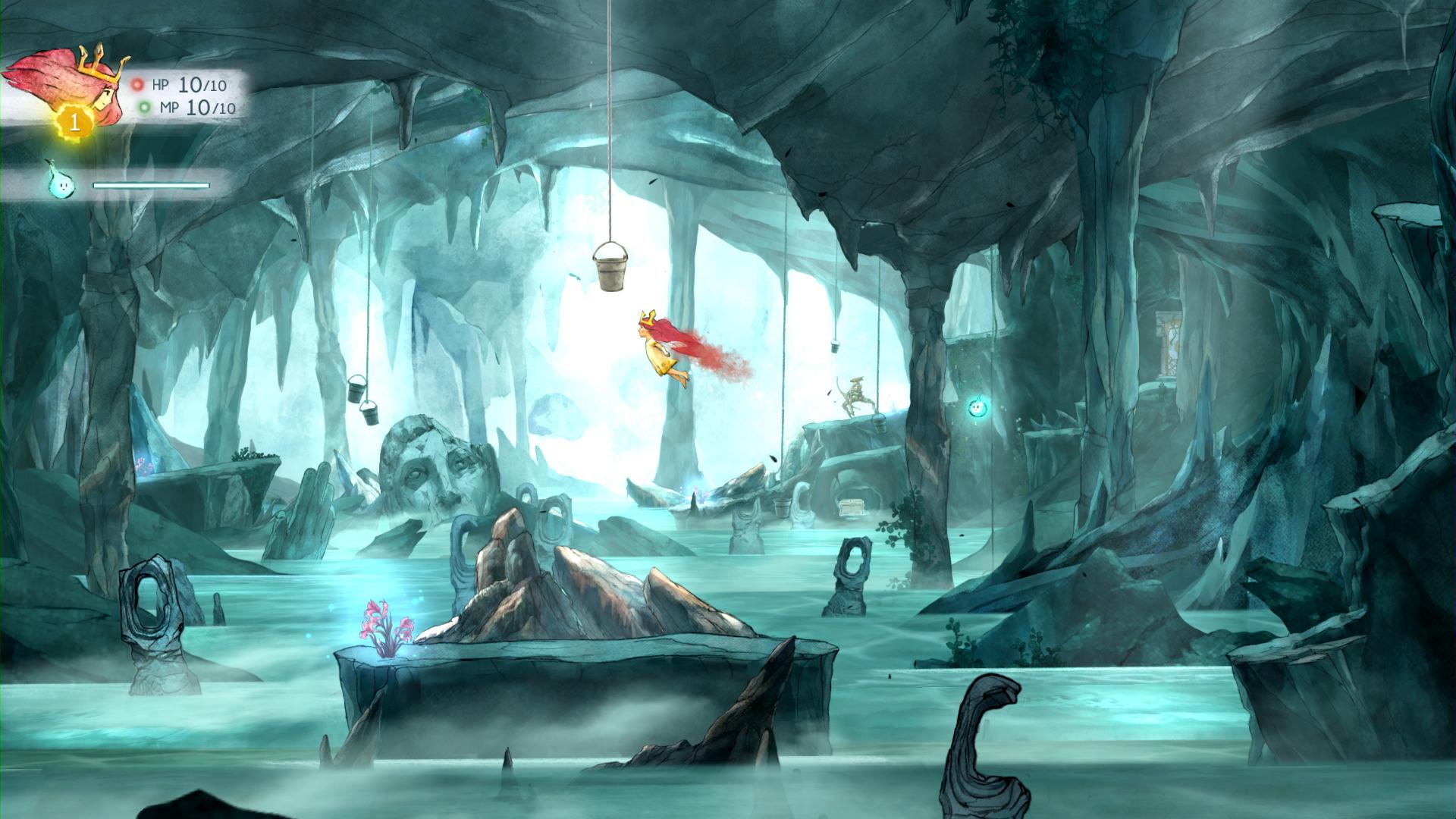 Gry z niezwykle unikalną grafiką - Child of Light