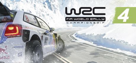 Game Banner WRC 4 FIA World Rally Championship
