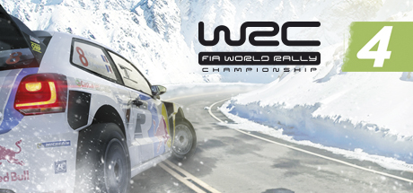 Game Banner WRC 4 FIA World Rally Championship