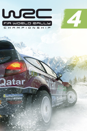 WRC 4 FIA World Rally Championship poster image on Steam Backlog