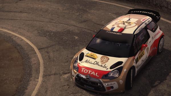 WRC 4 FIA World Rally Championship