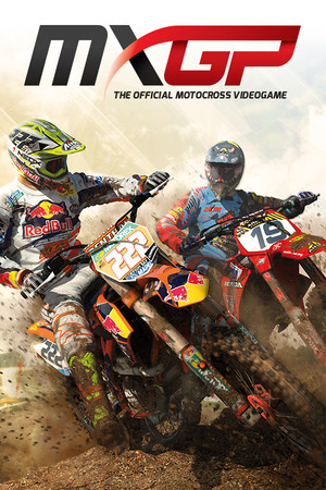 MXGP - The Official Motocross Videogame poster image on Steam Backlog