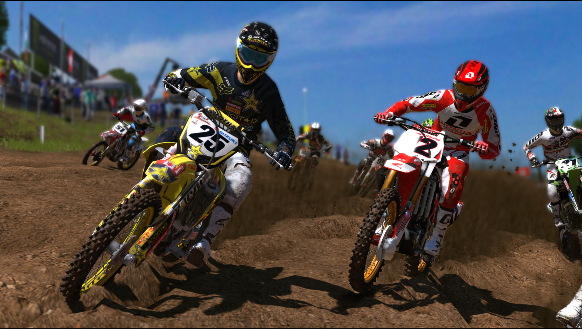 MXGP The Official Motocross Videogame Multilenguaje ESPAÑOL XBOX 360