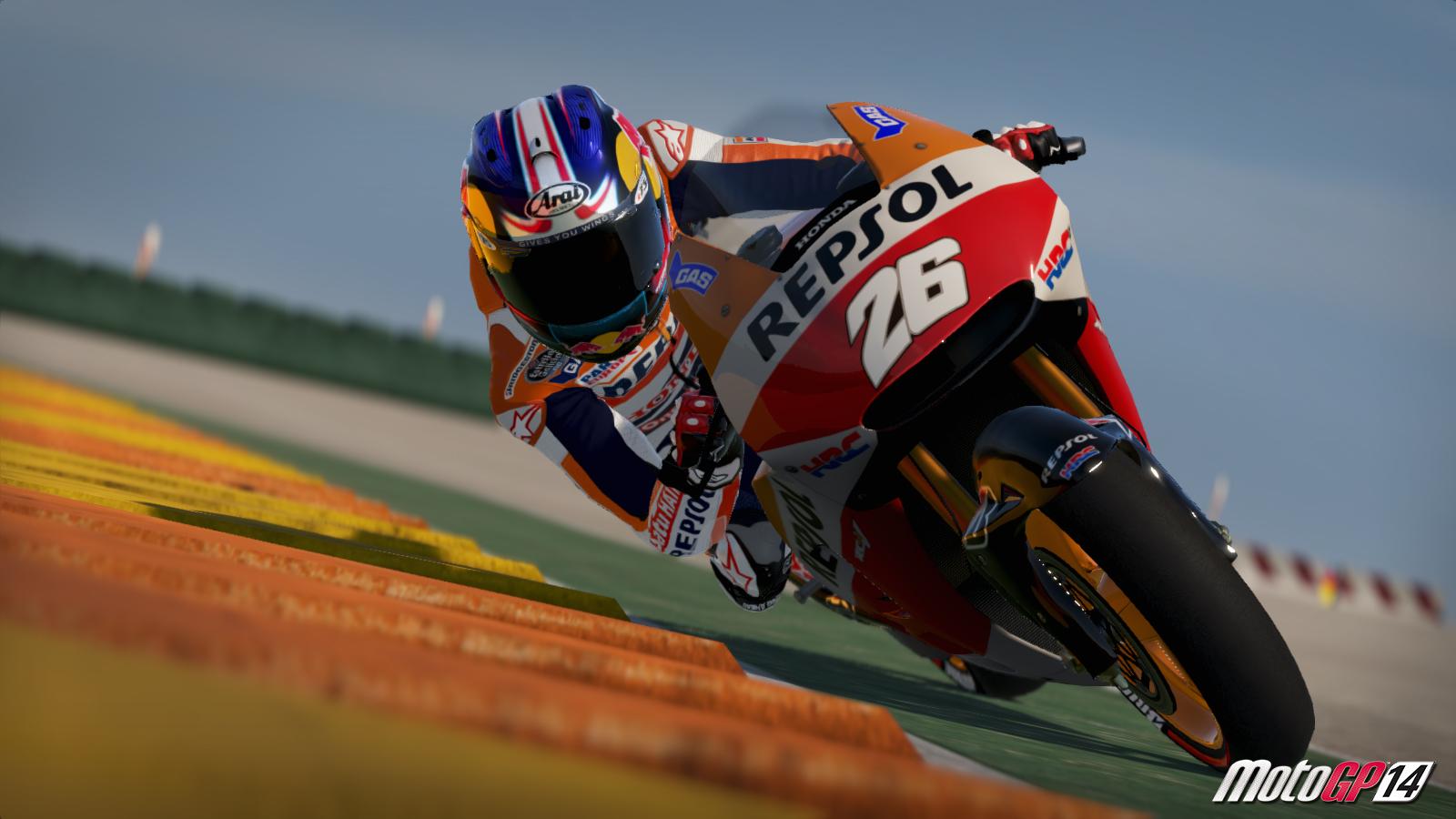 MotoGP 14 Multilenguaje ESPAÑOL XBOX 360