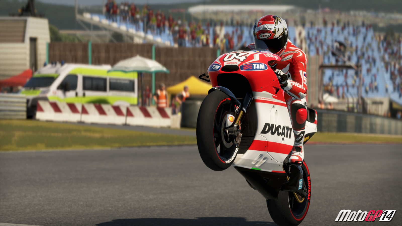 MotoGP 14 Multilenguaje ESPAÑOL XBOX 360 (Región NTSC-U/PAL) 3