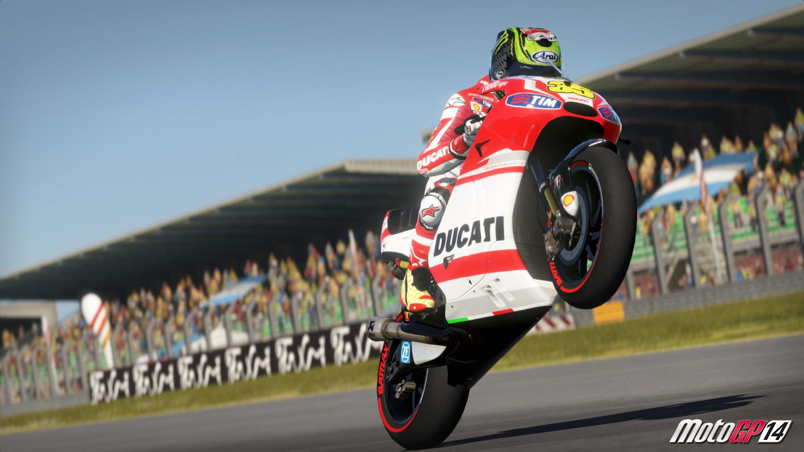 MotoGP 14 Multilenguaje ESPAÑOL XBOX 360 (Región NTSC-U/PAL) 6