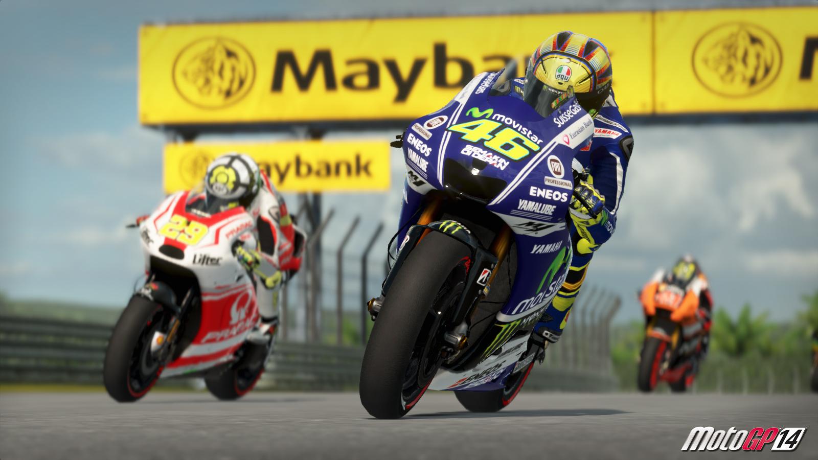 MotoGP 14 Multilenguaje ESPAÑOL XBOX 360 (Región NTSC-U/PAL) 11