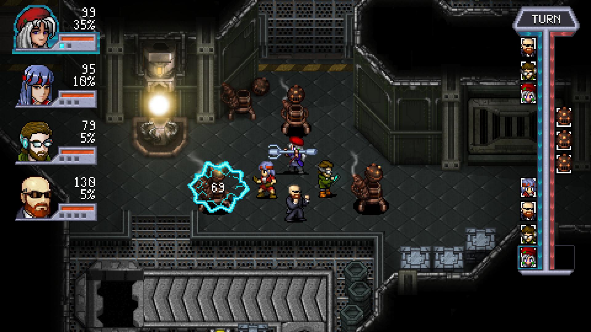 Cosmic Star Heroine Screenshot 3