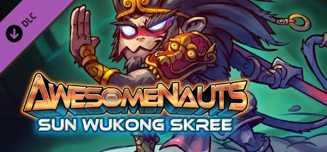 Awesomenauts Sun Wukong Skree Skin