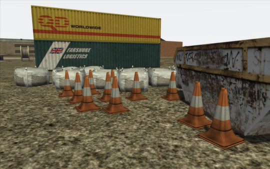 скриншот Construction Scenery Pack 5