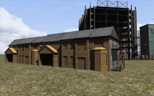 скриншот Construction Scenery Pack 0