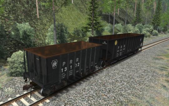 скриншот PRR Wagon Pack 01 1