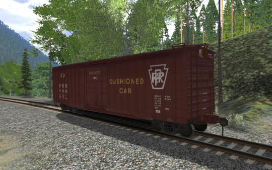 скриншот PRR Wagon Pack 01 2