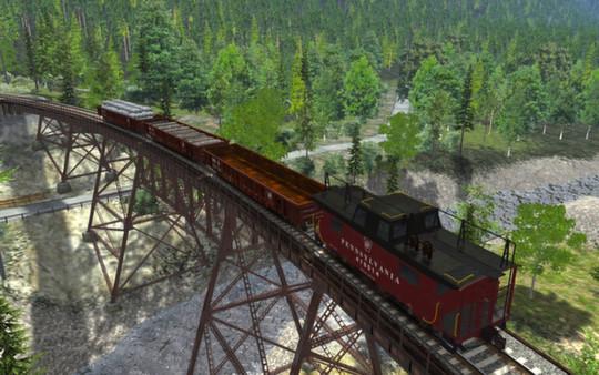 скриншот PRR Wagon Pack 01 3