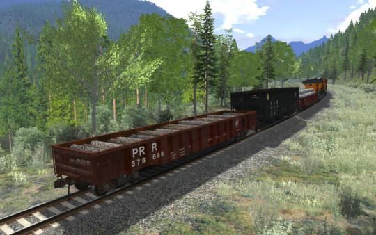 скриншот PRR Wagon Pack 01 4