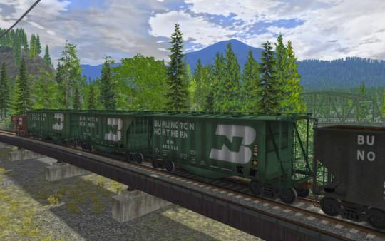 скриншот BN Wagon Pack 01 1
