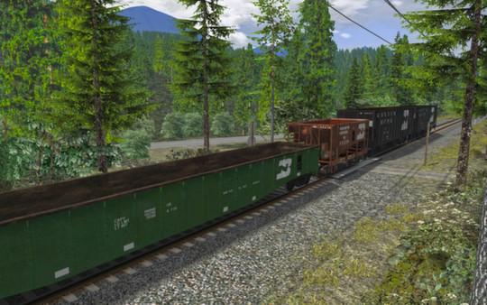 скриншот BN Wagon Pack 01 4
