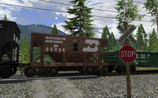 скриншот BN Wagon Pack 01 5