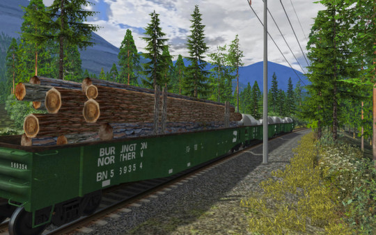 скриншот BN Wagon Pack 01 2