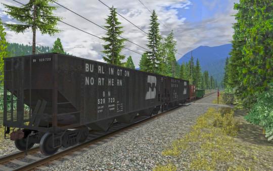 скриншот BN Wagon Pack 01 3