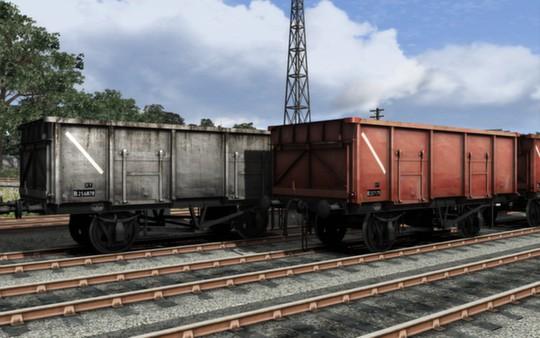 скриншот UK Coal Wagon Pack 4