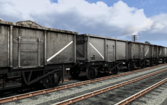 скриншот UK Coal Wagon Pack 2
