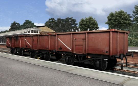 скриншот UK Coal Wagon Pack 3