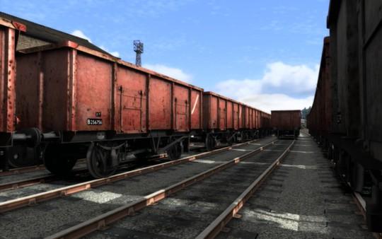 скриншот UK Coal Wagon Pack 1
