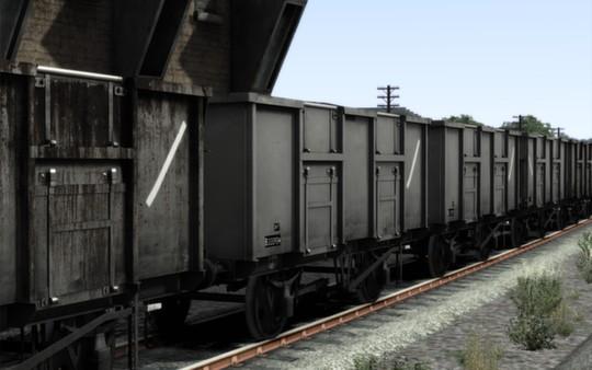 скриншот UK Mineral Wagon Pack 1