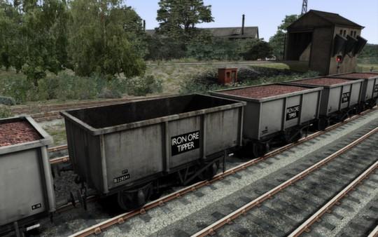 скриншот UK Mineral Wagon Pack 4