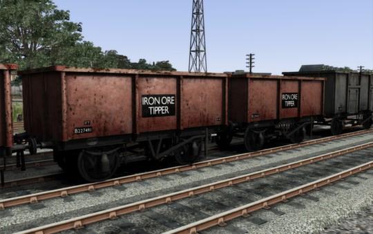 скриншот UK Mineral Wagon Pack 3