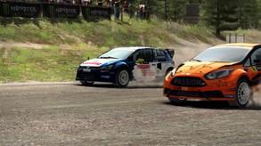 World Rally Cross Launch Trailer