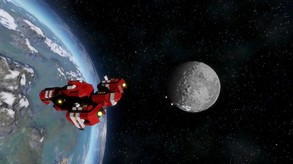 Space Engineers: Now with Planets!