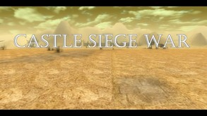 Castle Siege War