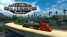 American Truck Simulator video