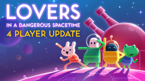 Video of Lovers in a Dangerous Spacetime