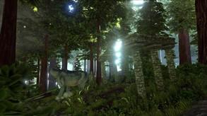 ARK Redwood Biome and Spotlight: Titanosaur