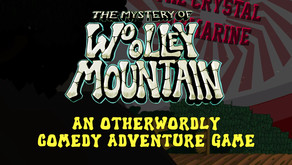 The Mystery Of Woolley Mountain video