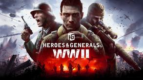 Heroes & Generals video