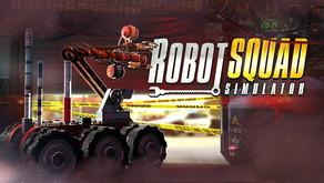 Robot Squad Simulator 2017 video