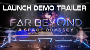 Far Beyond: A space odyssey VR video