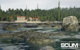SCUM - Day / Night Cycle Test [Pre-Alpha]